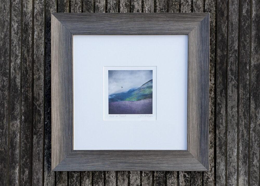 Hills of Tweed giclee print