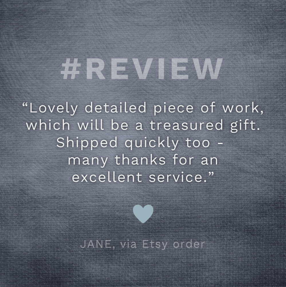 Etsy print review