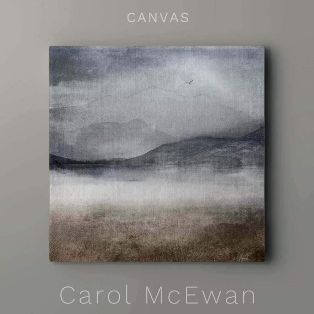 Loch Mist canvas