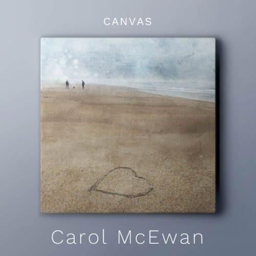 Beach Walk Canvas