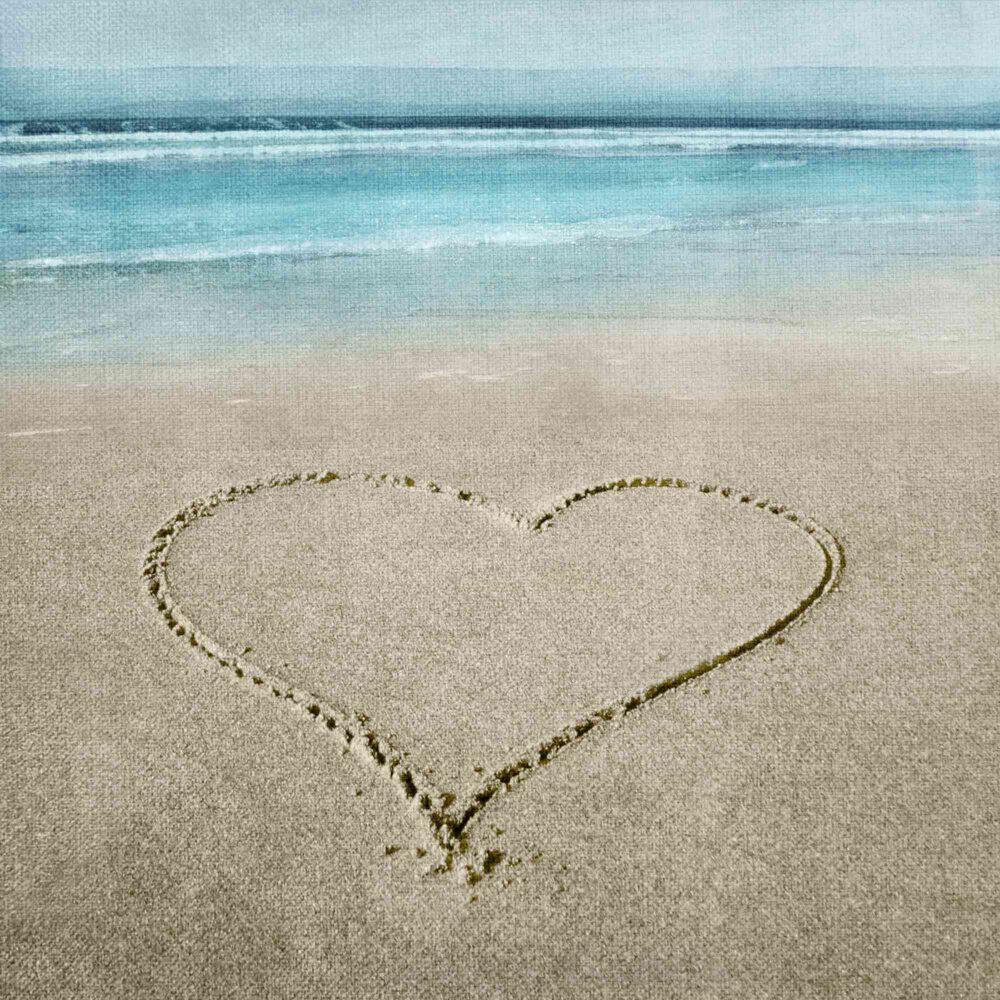 Beach Love print