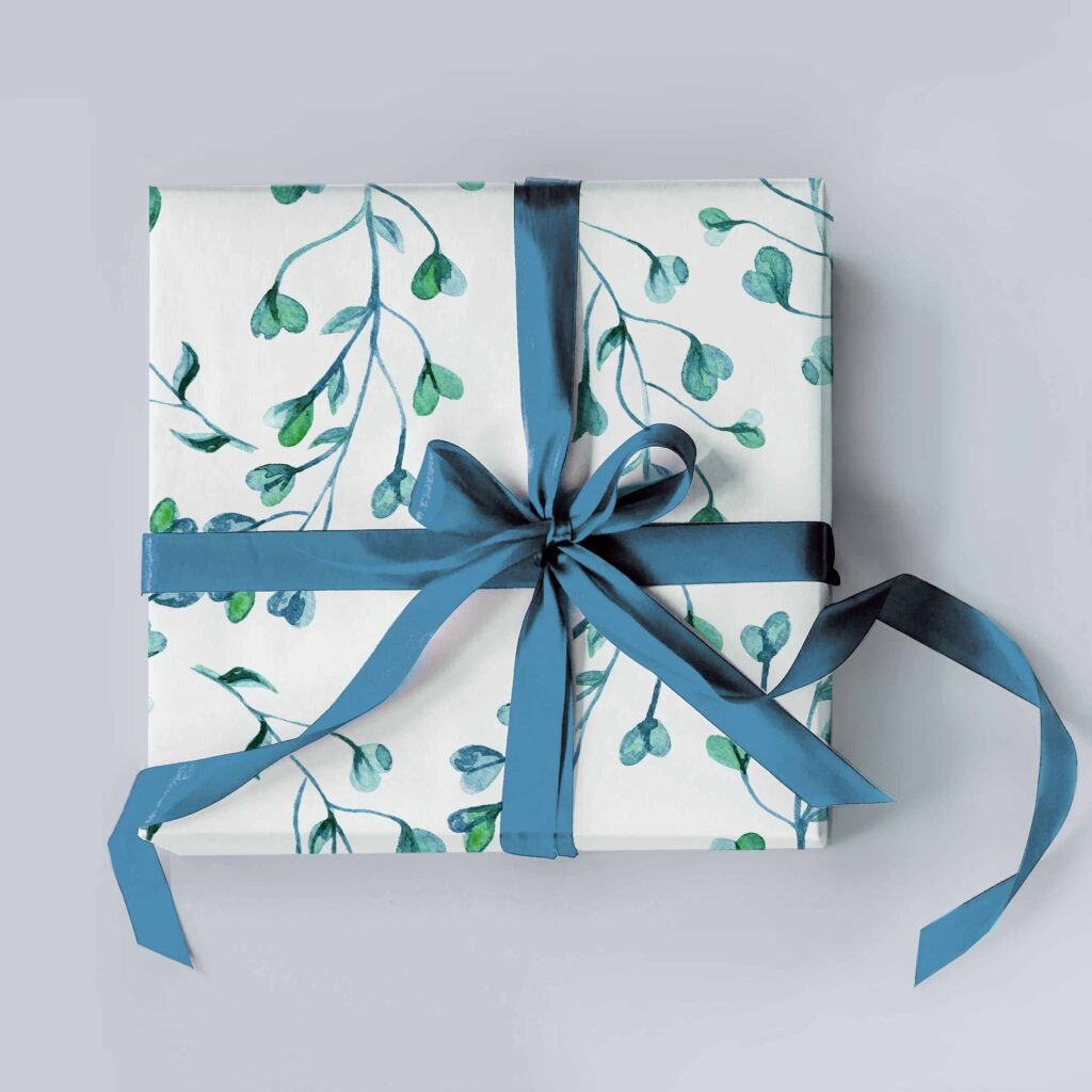 gift wrapping option is available