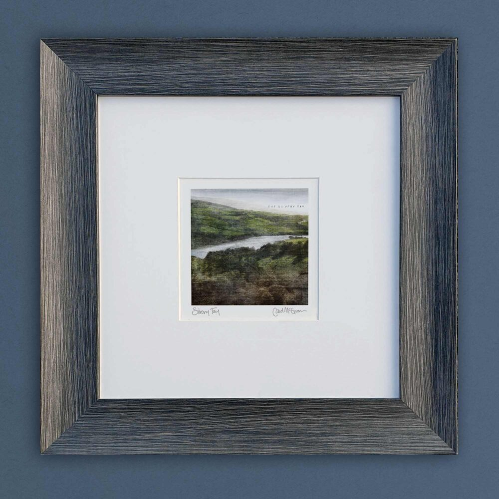 Silvery Tay - frame not included