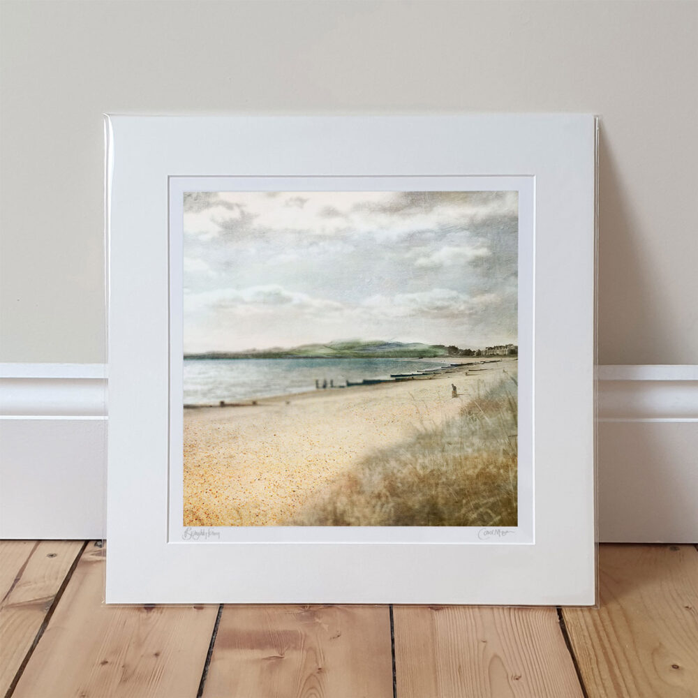 Broughty Ferry Art print